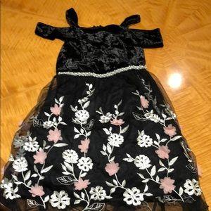 Other - Girls Black dress